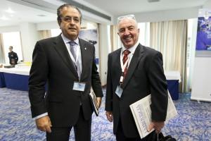 Dr. Sollinger y Dr.Alarcó